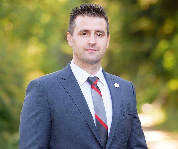 Laurențiu Munteanu, Associate Sales Manager Pallady Towers
