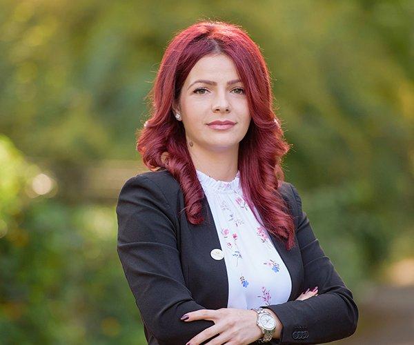 Rodica Ivanovici, Associate Sales Manager AFI City