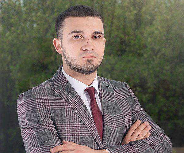 Mihail Urban, Associate Sales Consultant AFI City